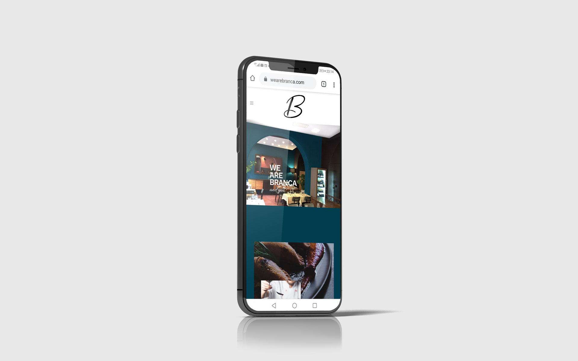 Realizzazione siti web - We Are Branca