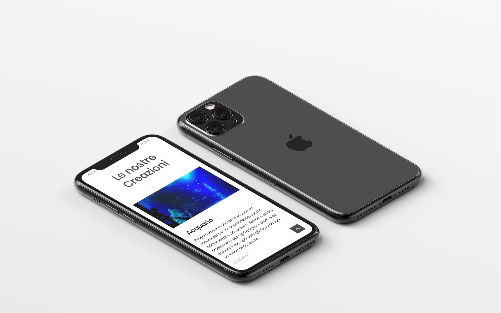 Realizzazione siti web - Poliart-Design_mobile